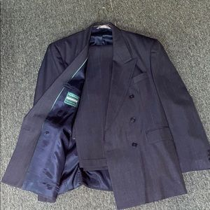 Haggar Suite Coat and Pants Set BRAND NEW!